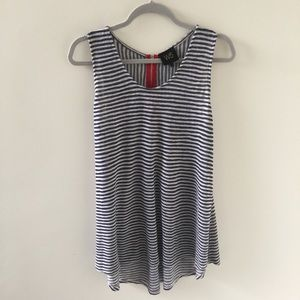 Knit Striped Tank Top